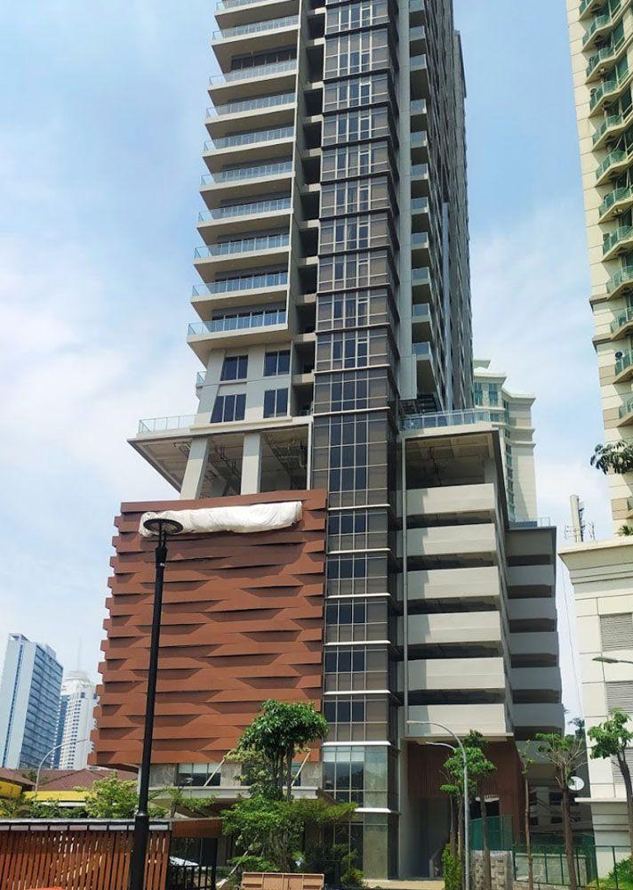 apartment near Capital Place sudirman hill residence