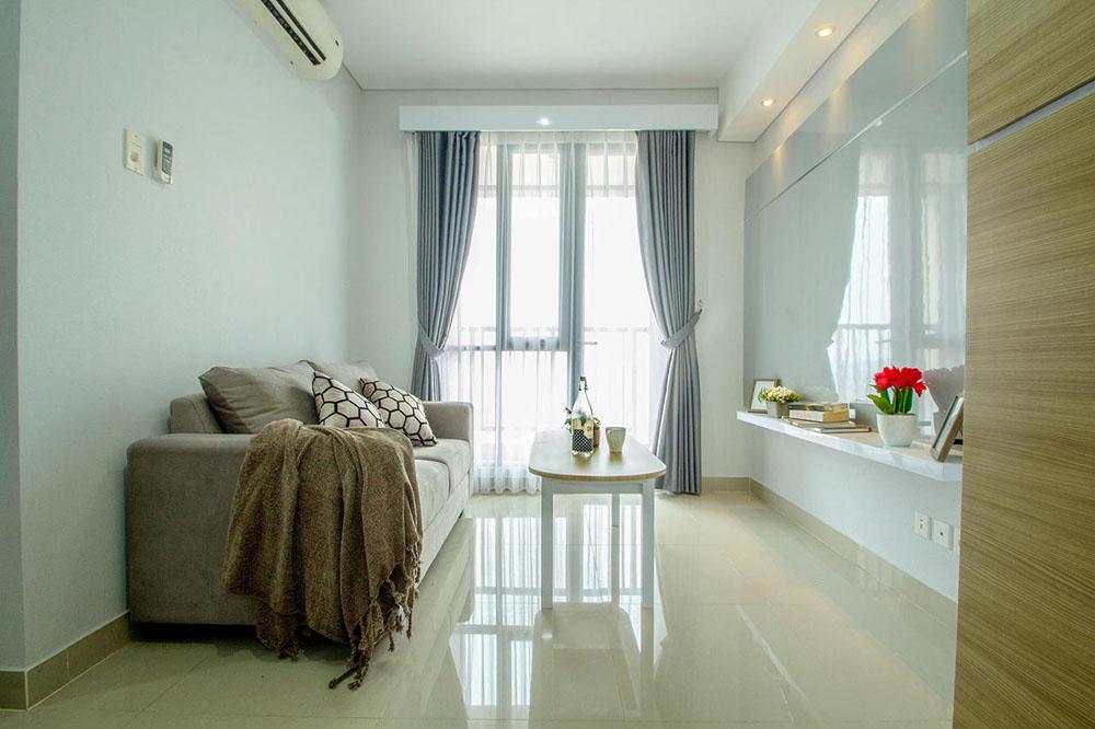 the royal olive residence apartment near agc school jakarta