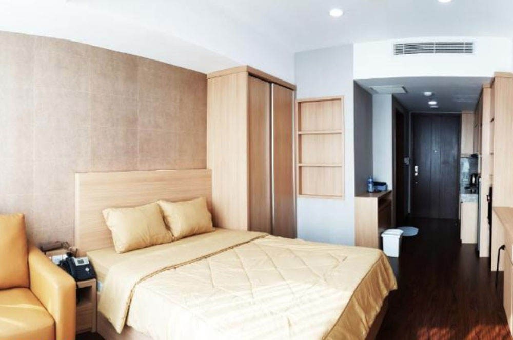 u residence kost exclusive near uph